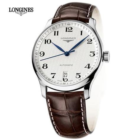 longines master collection l2 628 4 78 3 mens automatic