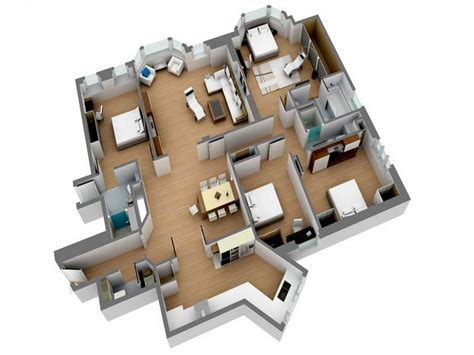3d plans apartments 3d floor planner home design software online