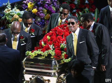 michael jackson funeral upi