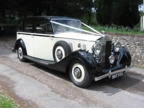 Vintage Rolls Royce Wedding Cars Vintage Rolls Royce Rolls Royce Wedding Car Wokingham