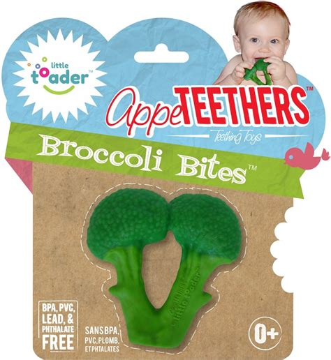 Appeteether Chompin Chicken Wing teething toys bpa free baby q ribs
