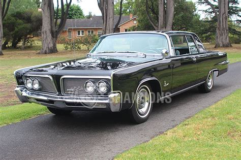 1964 chrysler imperial crown coupe imperial crown coupe lhd auctions lot 24 shannons
