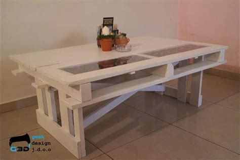 Painted Pallet Coffee Table Painted Pallet Coffee Table 101 Pallets