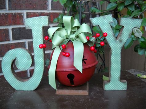 diy giant christmas bells get inspired 10 decor ideas how to nest for less