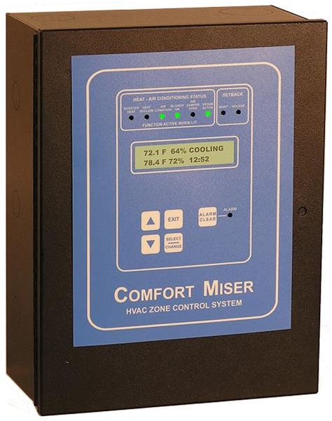 comfort control systems genesis international products