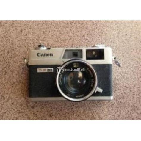 Kamera Canon Jogja kamera analog murah canonet ql17 giii rangefinder canon seken istimewa yogyakarta dijual