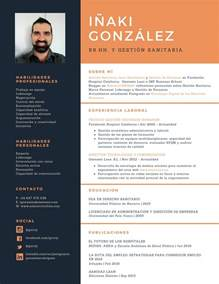 Resume Sample Pictures by C 243 Mo Crear Tu Propio Cv Con Canva El Blog De I 241 Aki Gonz 225 Lez