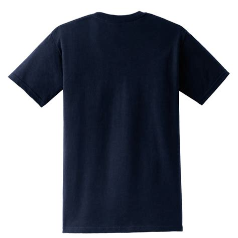 t shirt gildan 2300 ultra cotton t shirt with pocket navy