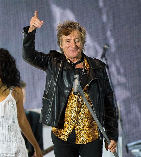 Rod Stewart I Dont Wear Womens Anymore by Rod Stewart Admits His Enjoys Wearing S