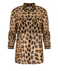 Camouflage Panther Blouse musthaves kleding