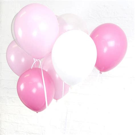Baby Shower Baloons by Baby Shower Balloons By Blossom Notonthehighstreet