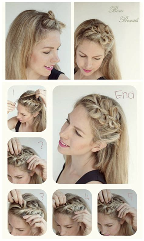 Hairstyles Tutorial by 9 Types Of Braided Hairstyle Tutorials You Should