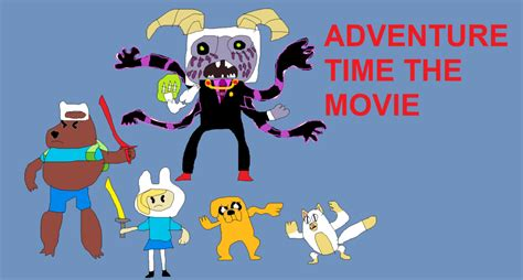 misteri film adventure time adventure time the movie by hitmonchanman on deviantart