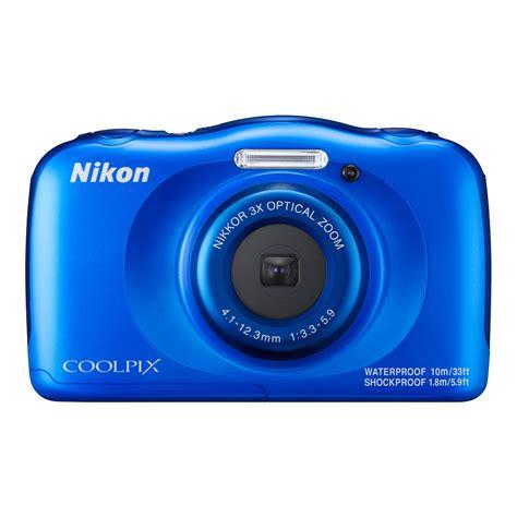 nikon compact reviews nikon coolpix w100 blauw kopen cameranu nl