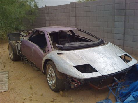 Lamborghini Project Car For Sale For Sale