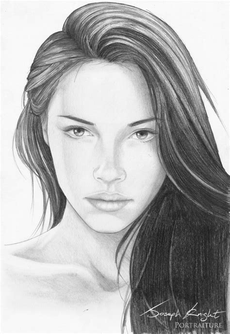 Drawing Realistic Faces by Drawing Drawing Sketch Library