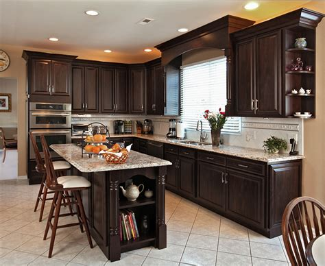 how much does it cost to change kitchen cabinets how much does a new kitchen cost