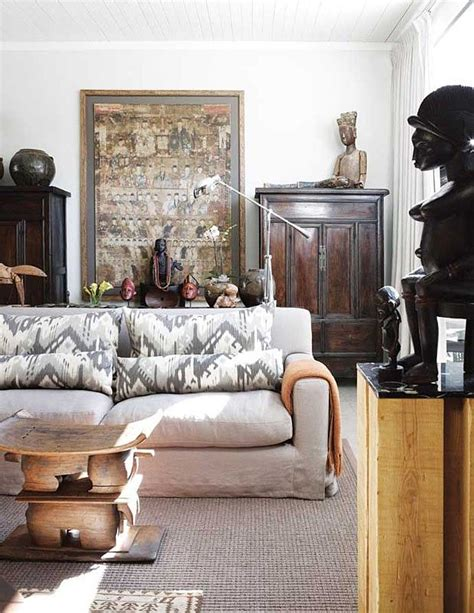 african interior design wild about african inspired interiors by top designers