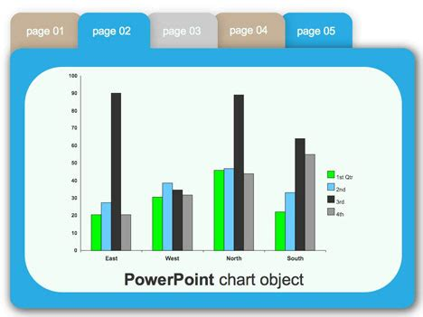 powerpoint index template index cards template
