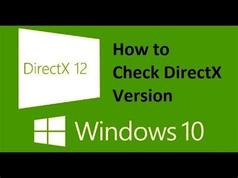 windows 10 directx tutorial full download windows 10 directx fix windows 10 tips