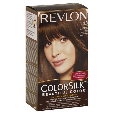 shoo that lightens hair color revlon colorsilk permanent hair color shop your way