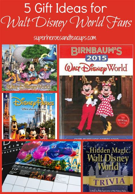 gifts for disney fans 5 gift ideas for walt disney world fans
