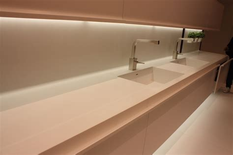 New Kitchen Sink Styles New Kitchen Sink Styles Showcased At Eurocucina
