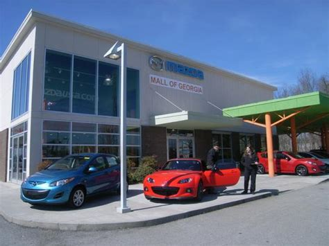 mall of ga mazda mall of mazda car dealership in buford ga 30519
