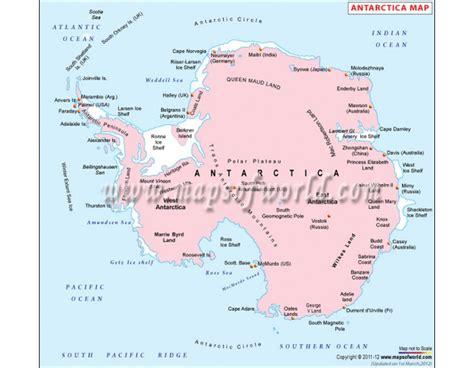 map of antarctica with cities buy antarctica political map