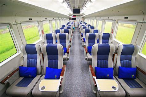 denah tempat duduk kereta api taksaka malam naik kereta api mewah eksekutif gajayana rangkaian terbaru