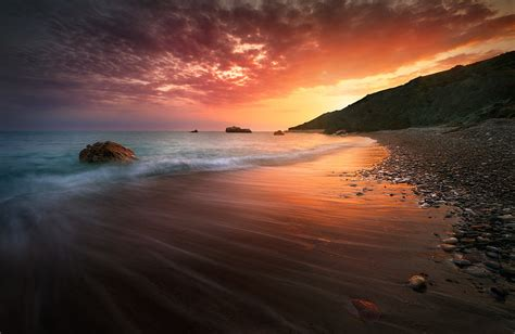 tips  photographing stunning sunsets