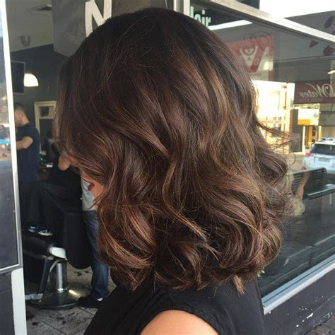 highlights for dark brown hair these are the most dark brown hair with caramel highlights change your look