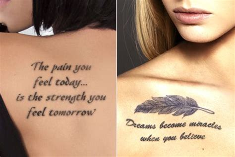tattoo designs for women quotes meaningful tattoos for quotes search
