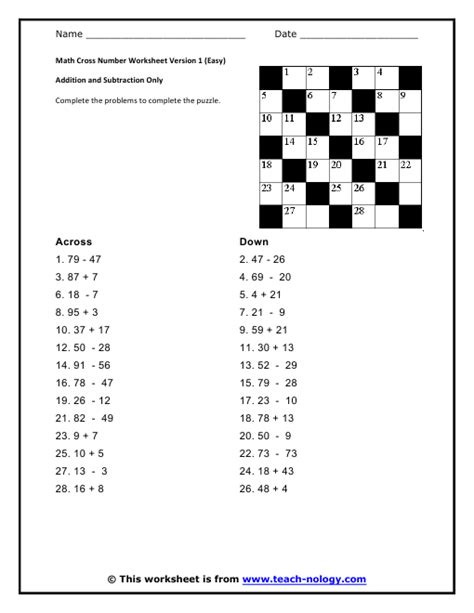 printable math worksheets puzzles puzzle maths new calendar template site