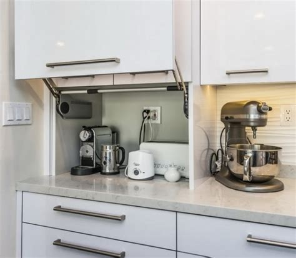 How To Put Up Tile Backsplash In Kitchen c 243 mo organizar los peque 241 os electrodom 233 sticos en la cocina