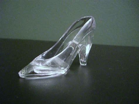 glass slipper flats glass slipper cards how to label weddingbee