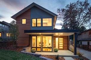 pictures of modern homes value driven modern home modern exterior denver by
