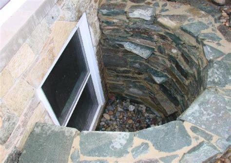 window well egress basement waterproofing northern va
