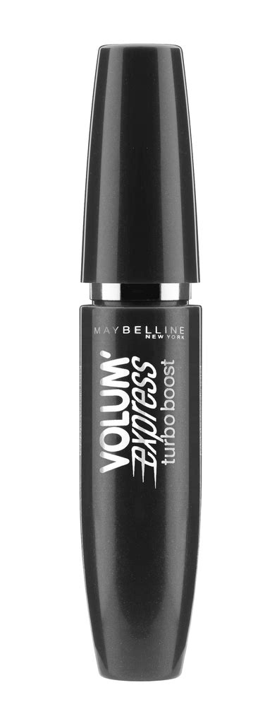 Maskara Maybelline Turbo maybelline mascara volum express turbo black schwarz