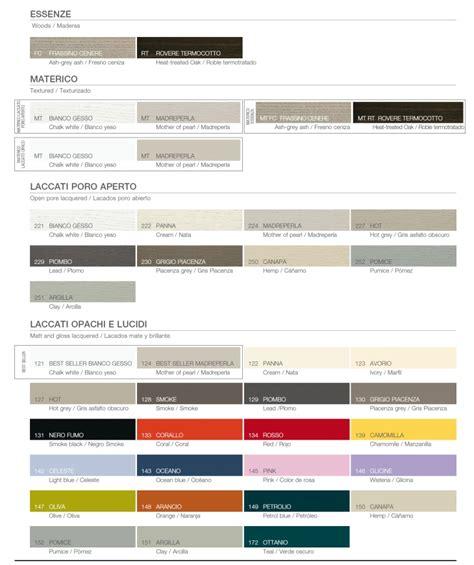 colori letto letti di tomasella finiture e colori