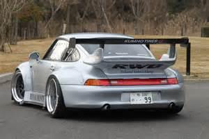 Porsche Widebody Porsche 911 Wide Kits From Rauh Welt Begriff