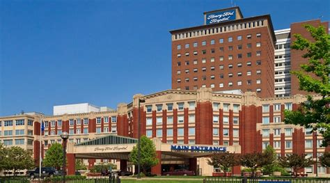 Henry Ford Hospital Emergency Room by Top 10 Hospitals In Detroit Michigan Mich Usa Bulletins