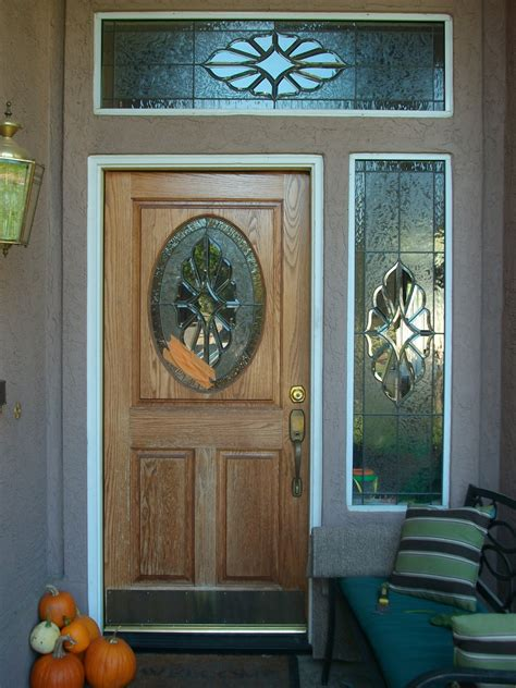 Front Doors Fascinating Front Door Glass Panels Replacement Front Door Cost