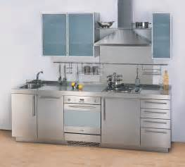 Kitchen Stainless Steel Cabinets The Kitchen Gallery Aluminium And Stainless Steel Kitchens The Gallery Concept Kitchen In