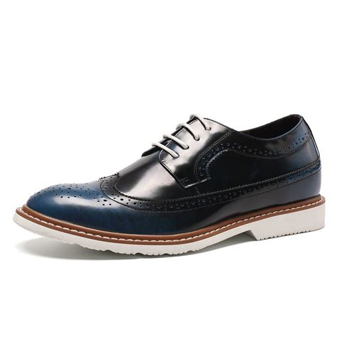 taller shoes 2 56 quot taller elevator shoes brogues dress height