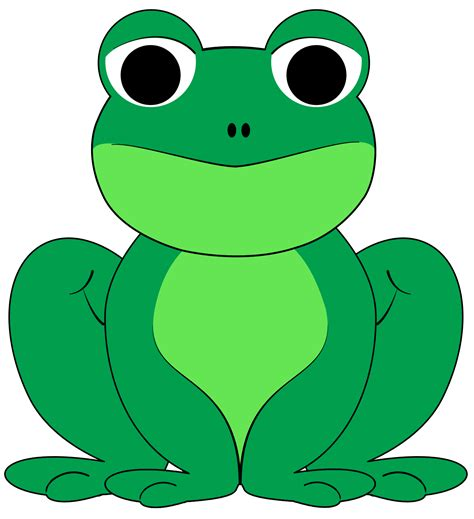 clipart for frogs clipart clipart best