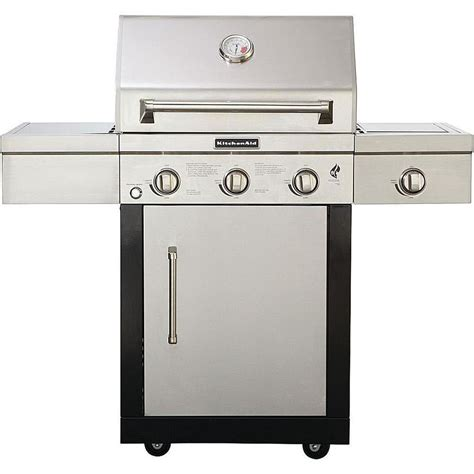Kitchenaid Grill Maintenance Kitchenaid 3 Burner Model 720 0787d Gas Grill Review