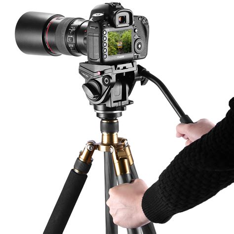 Tripod S pro fluid drag tripod for cameras