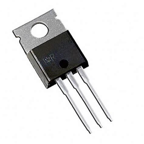 transistor irf 640 irf 640 n pbf infineon sos electronic