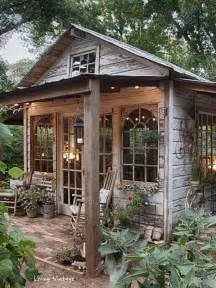 rustic move cave the she shed is here